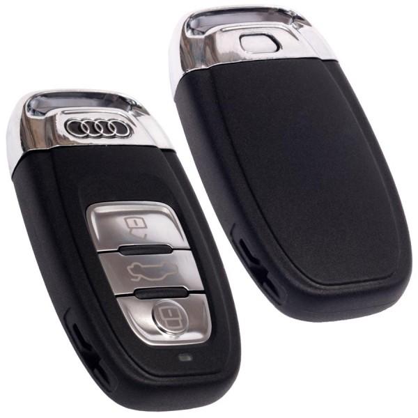 Ключ для Audi A8 2010-2016 г.в. с системой Keyless Go