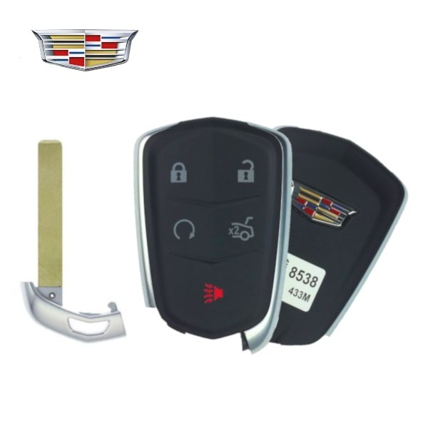 Ключ для Cadillac Escalade IV с 2015 г.в.