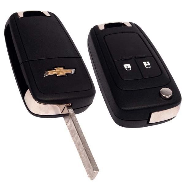 Ключ для Chevrolet Cruze с 2011 г.в.